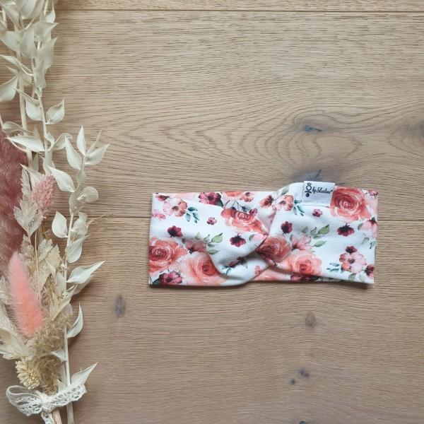 Neue Rosenwiese - Baby Kinder Stirnband