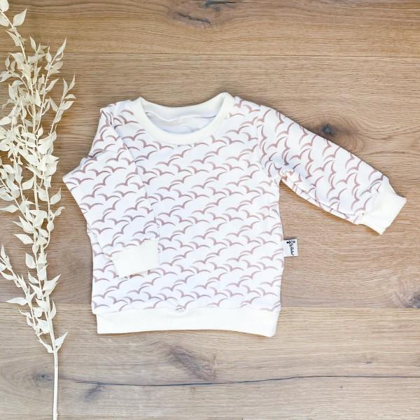 Schwalben (Cremeweiß) - Pullover