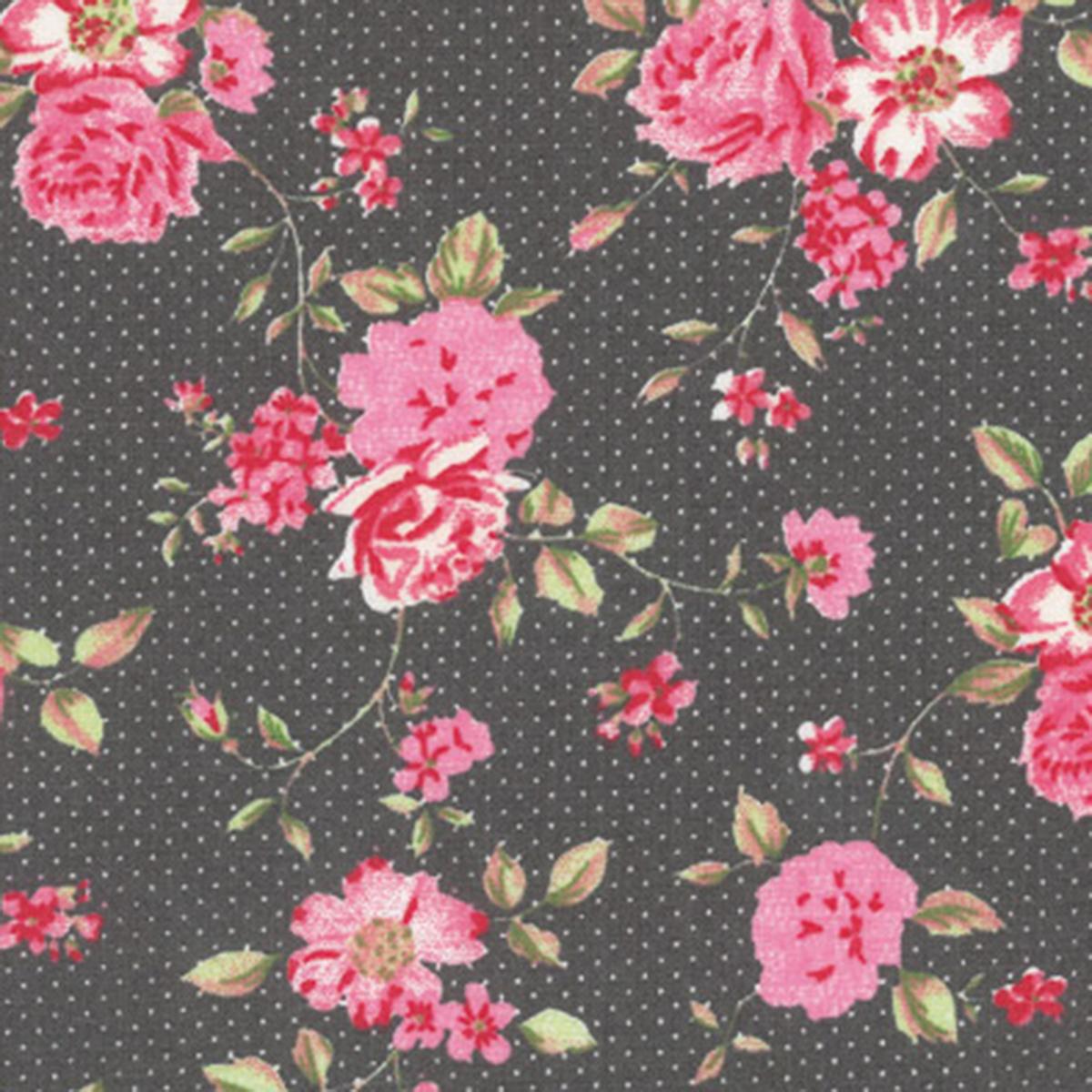 Grau-Pink-Blumen